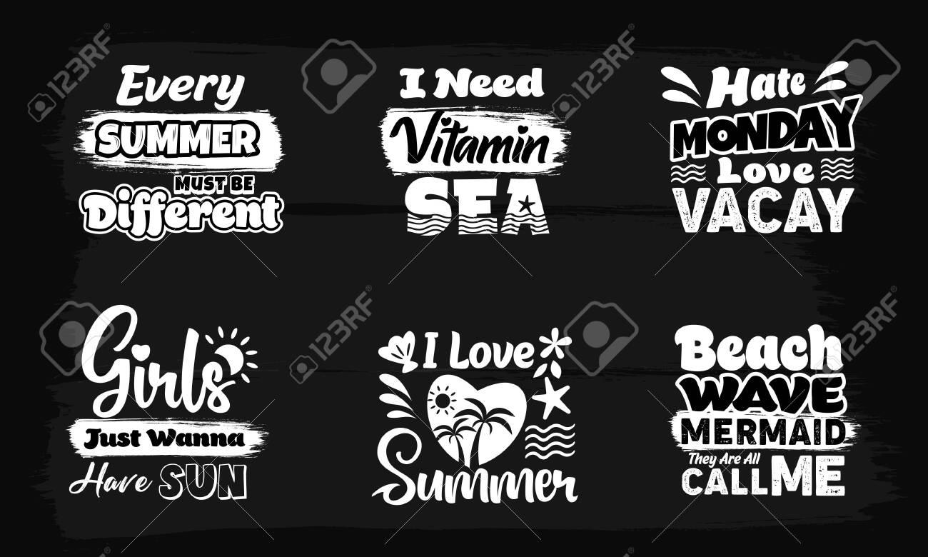 summer quote bundle - 147303714