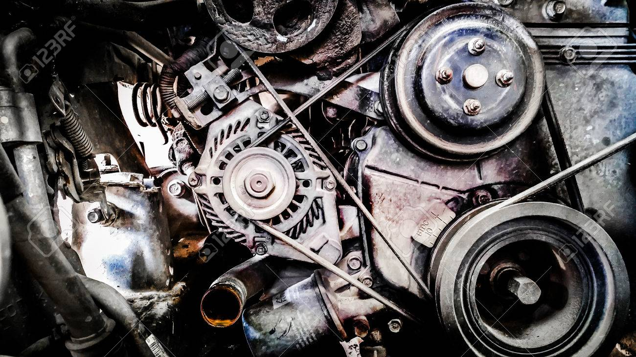 Car Engine Metallic Background Of The Internal Combustion A Stock Photo Picture And Royalty Free Image Image 85290822