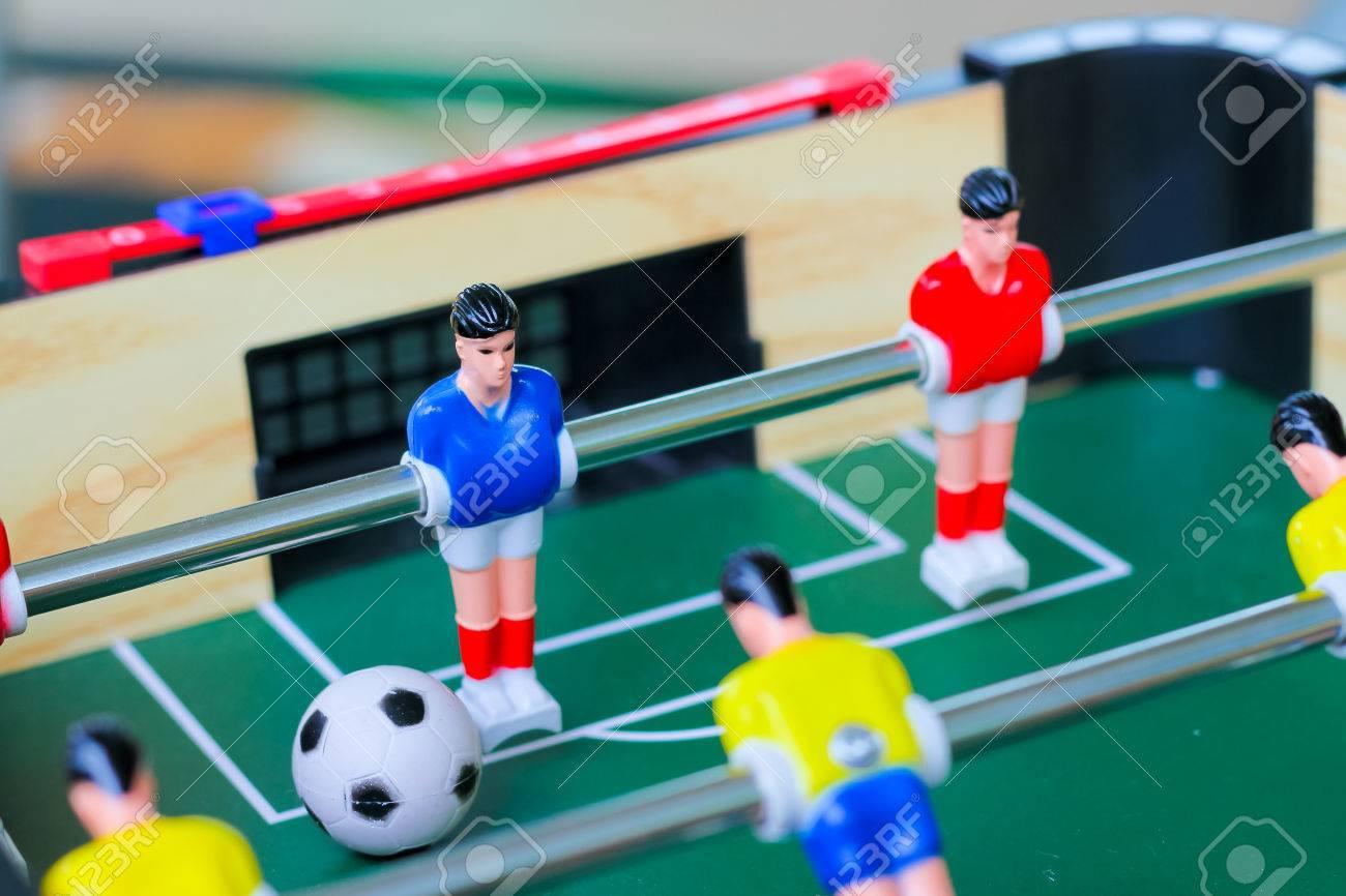Futbol Futbol Mesa De Juego De Futbol Futbol De Mesa Con El