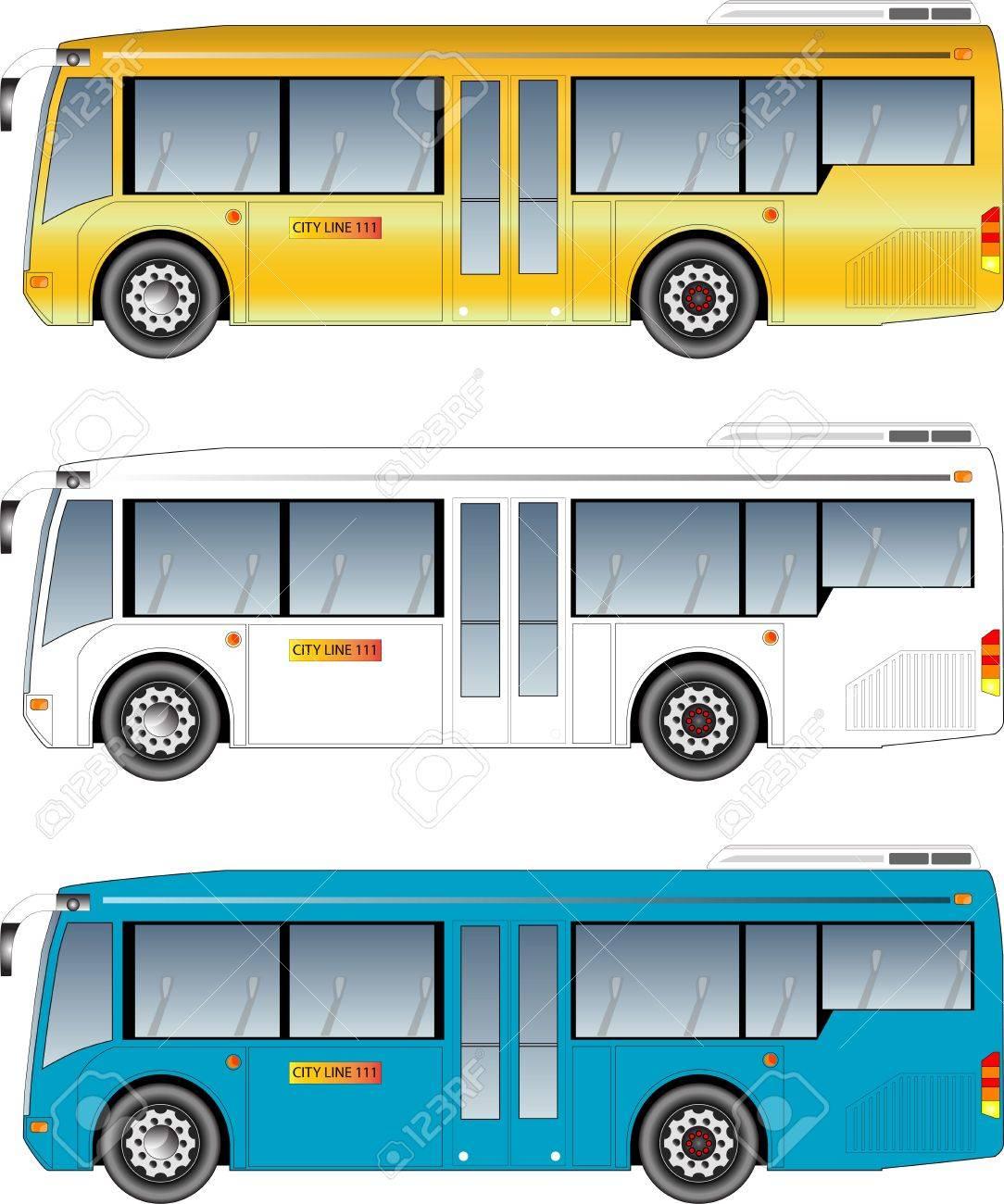 minibus graphic Stock Vector - 15776671