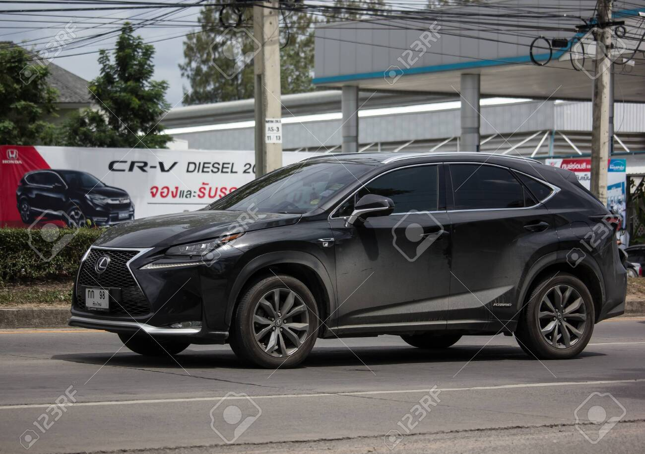 Chiangmai Thailand July 15 2019 Private Suv Car Lexus Nx300 Stock Photo Picture And Royalty Free Image Image 128023229