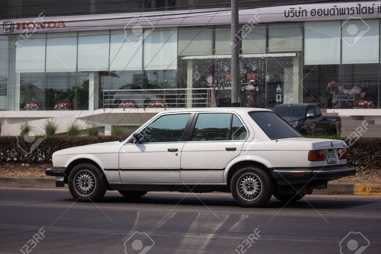 Chiangmai Thailand March 4 2020 Private Old Bmw Car 3 Series Stock Photo Picture And Royalty Free Image Image 143636305