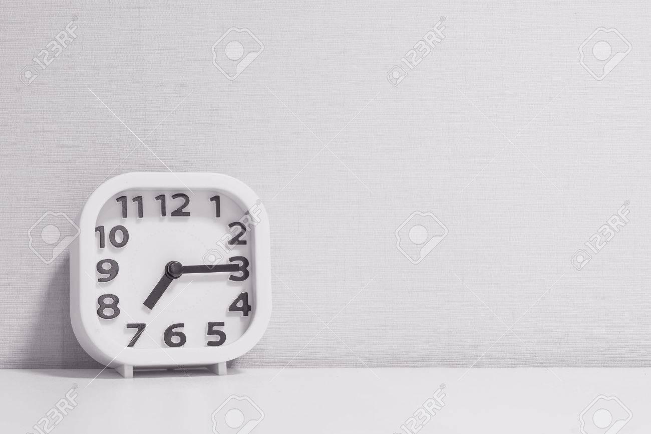 alarme a 7h15