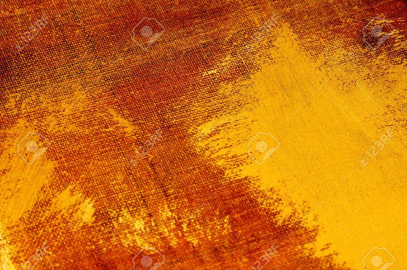 brushstrokes of different colors on a canvas Stock Photo - 7086831