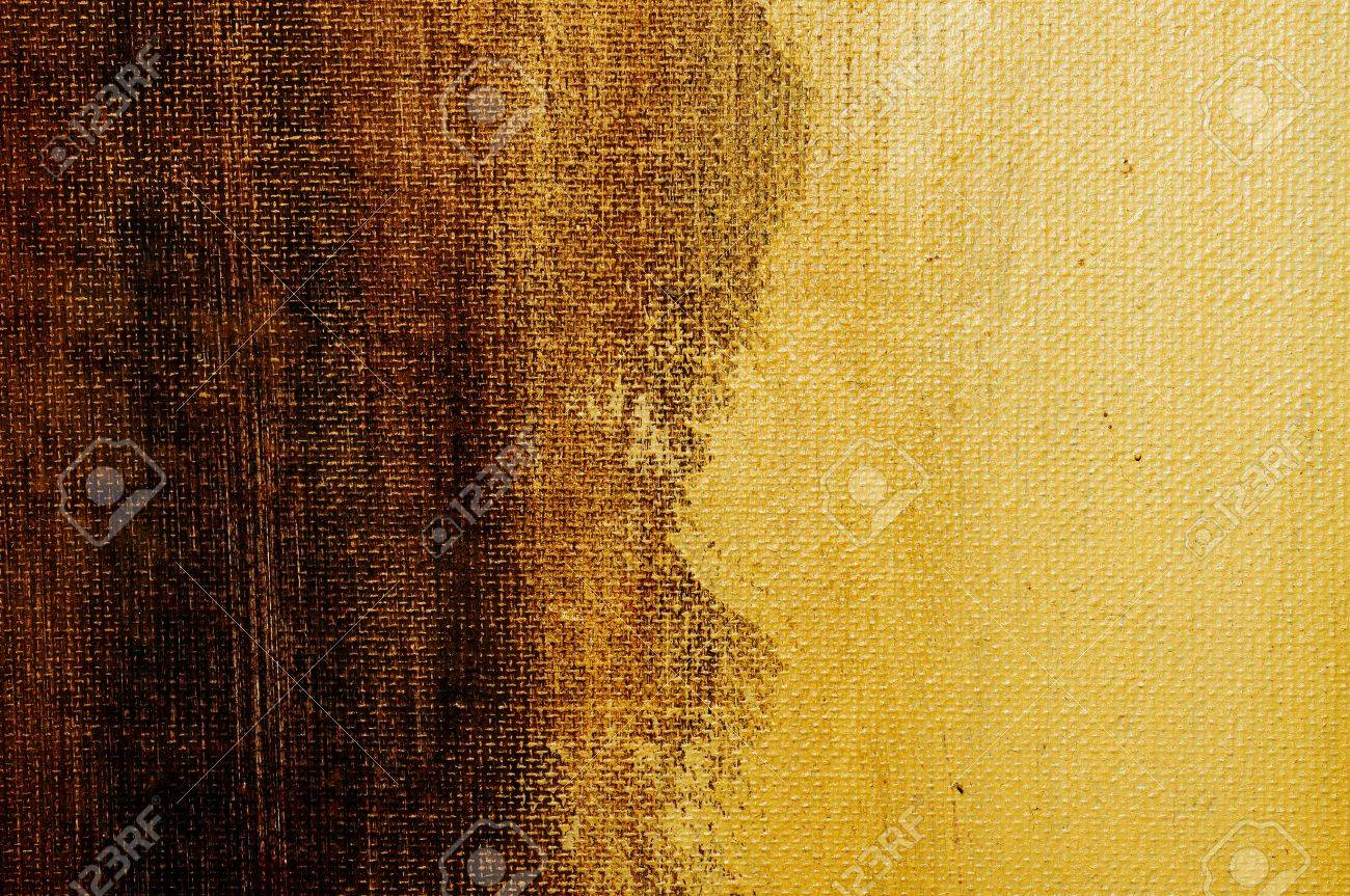Brushstrokes Of Different Shades Of Brown Paint On A Canvas Stock Photo Picture And Royalty Free Image Image 7178302
