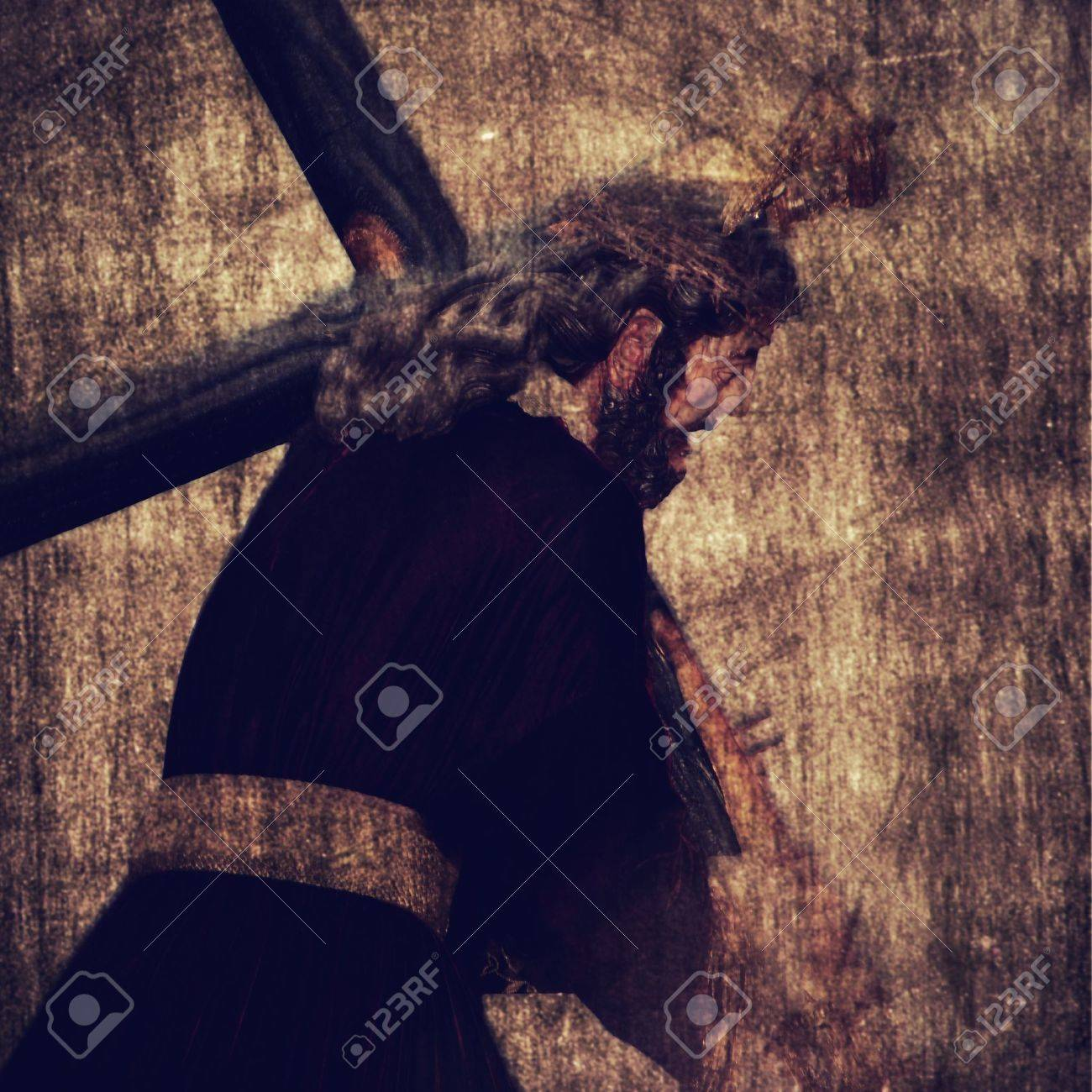 image of christ crucified stock photos u0026 pictures royalty free