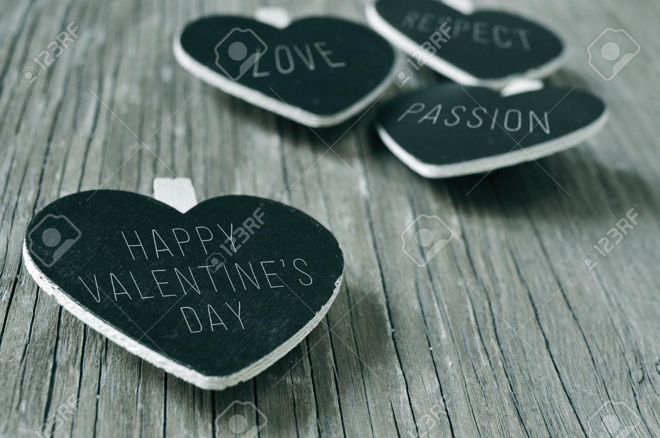 Palabras Amor El Respeto Y La Pasion Y El Dia De San Valentin
