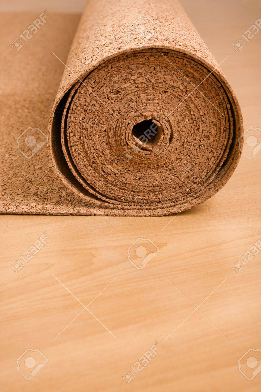 cork roll Stock Photo - 7865886