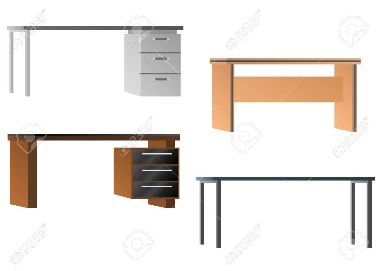 Mesas Para Despacho. Mesa Oficina Tango Para Despacho En Casa With ...