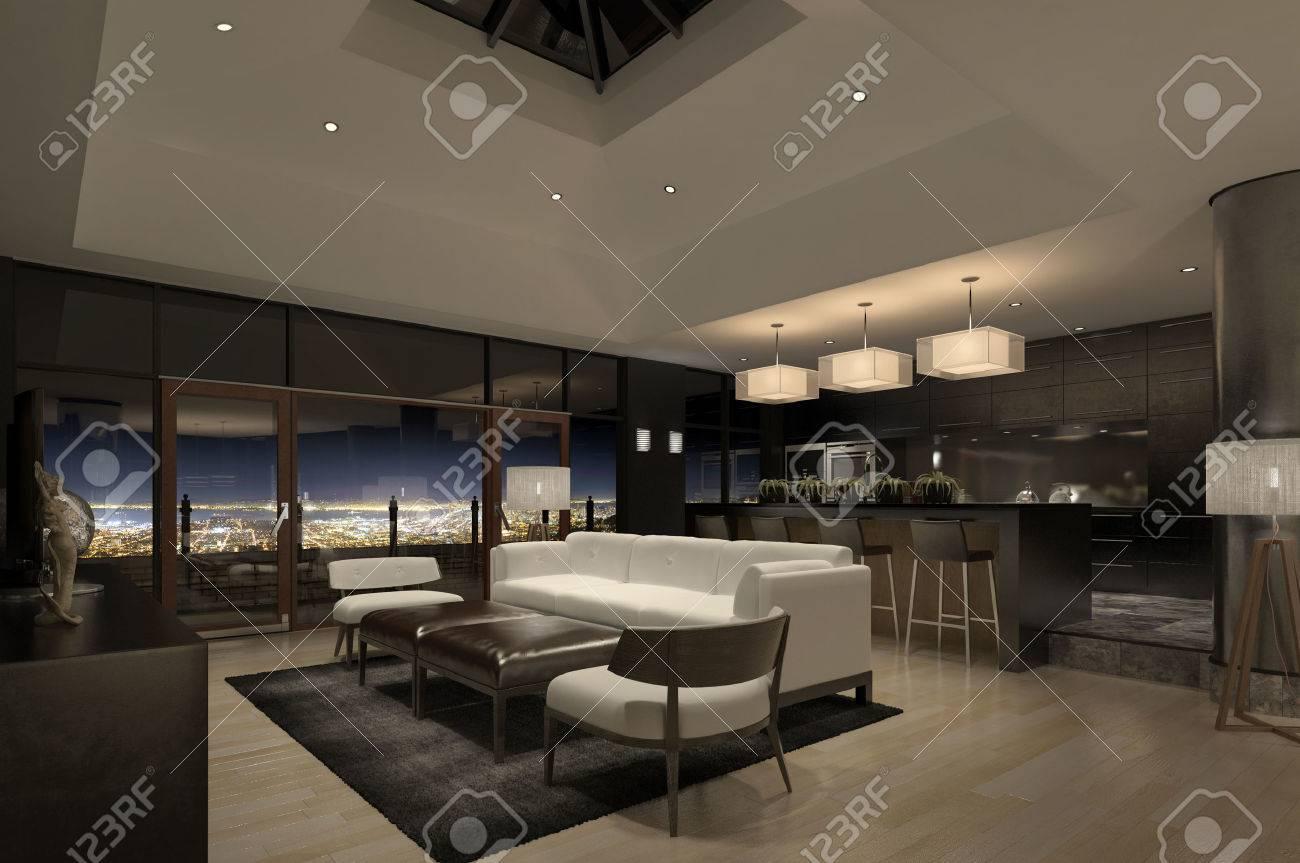 Dachgeschoss Lizenzfreie Vektorgrafiken Kaufen: 123RF