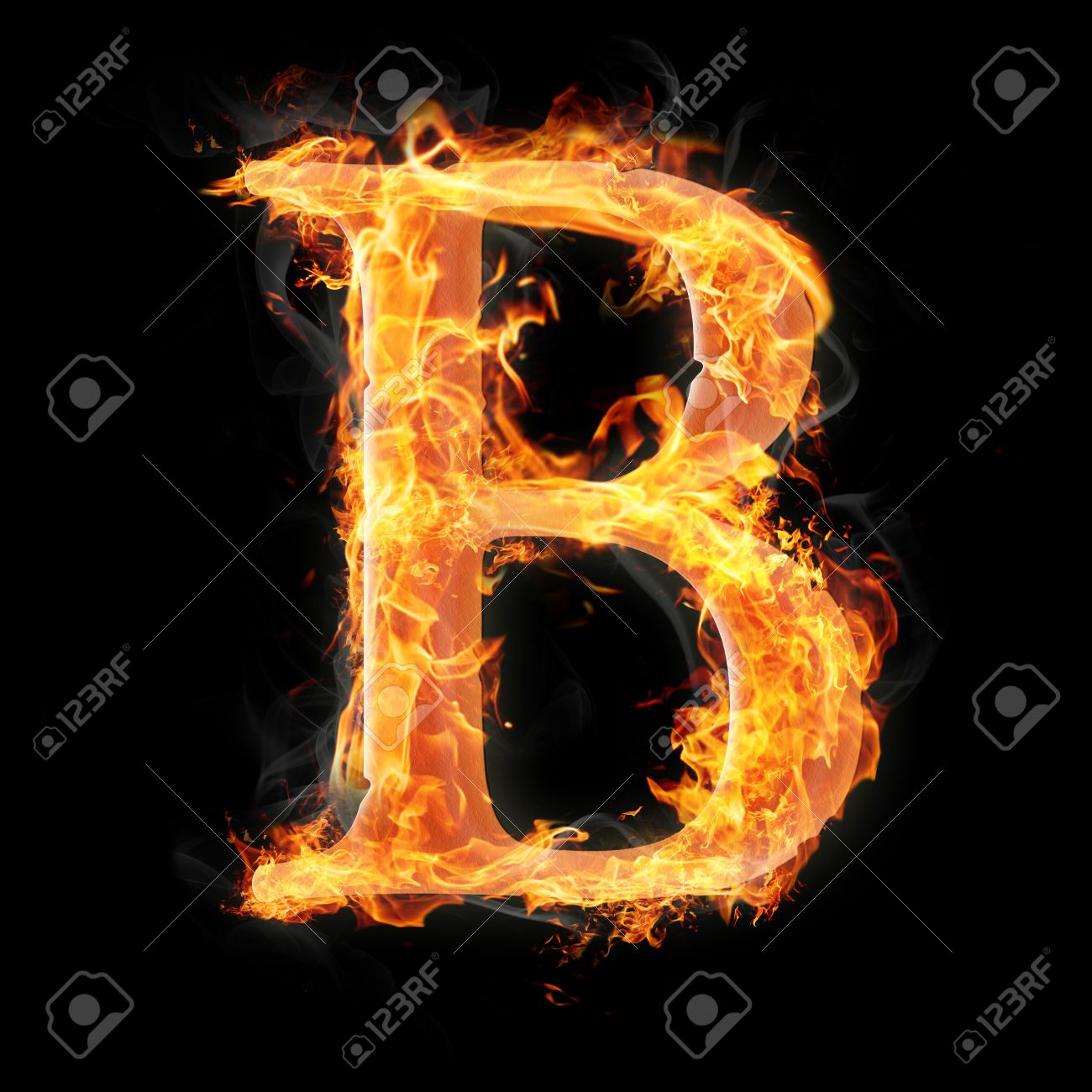 Letters and symbols in fire letter b stock photo picture and letters and symbols in fire letter b stock photo 22045710 altavistaventures Images