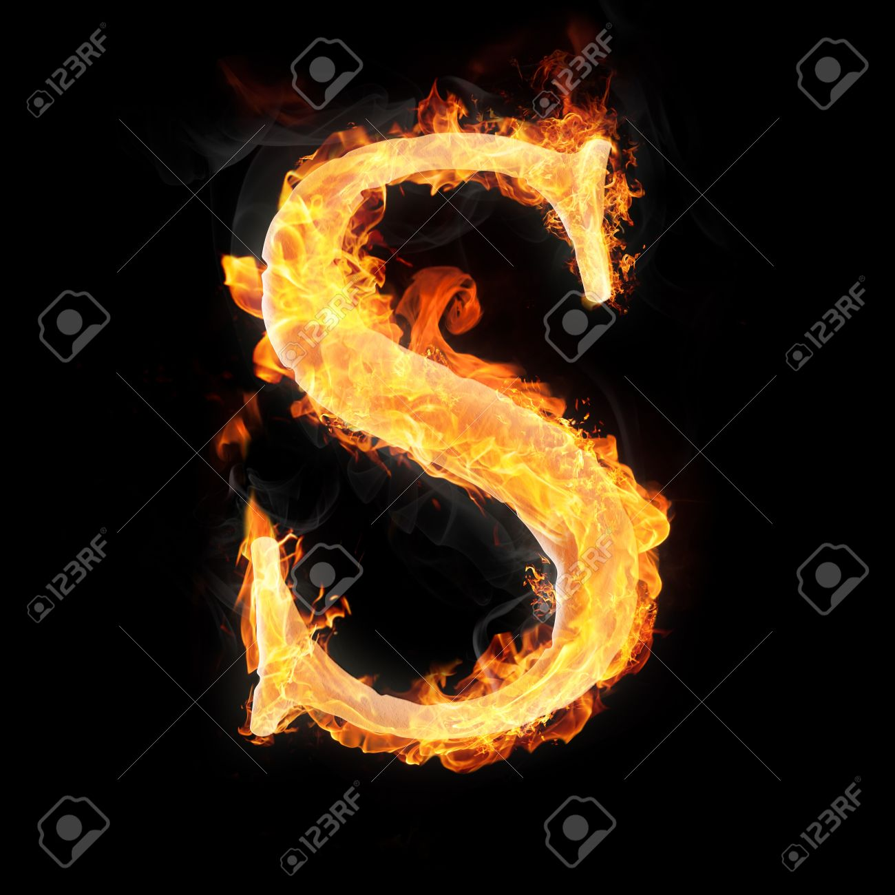 Letters and symbols in fire letter s stock photo picture and letters and symbols in fire letter s stock photo 22046358 biocorpaavc