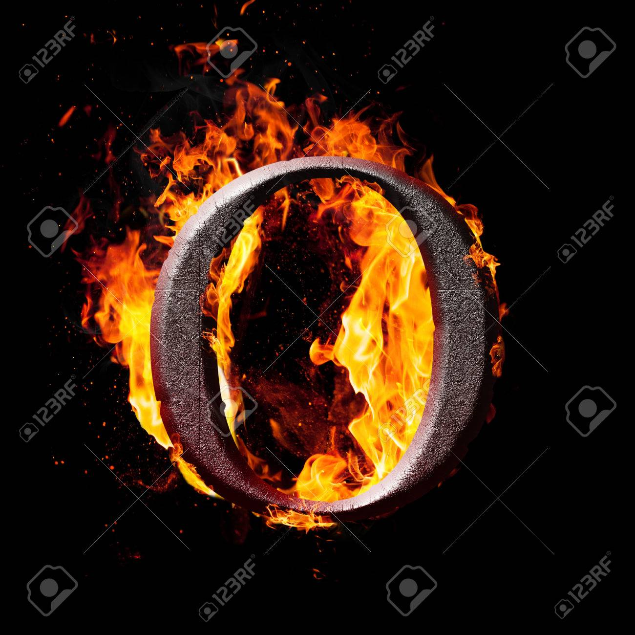 Letters and symbols in fire letter o stock photo picture and letters and symbols in fire letter o stock photo 24697120 thecheapjerseys Images