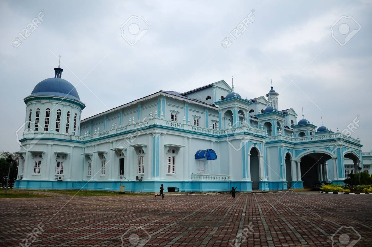 スルタン イスマイル モスクとし...
