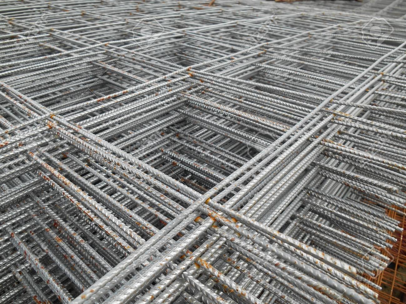 KUALA LUMPUR, MALAYSIA -JANUARY 31, 2017: Welded Wire mesh, or