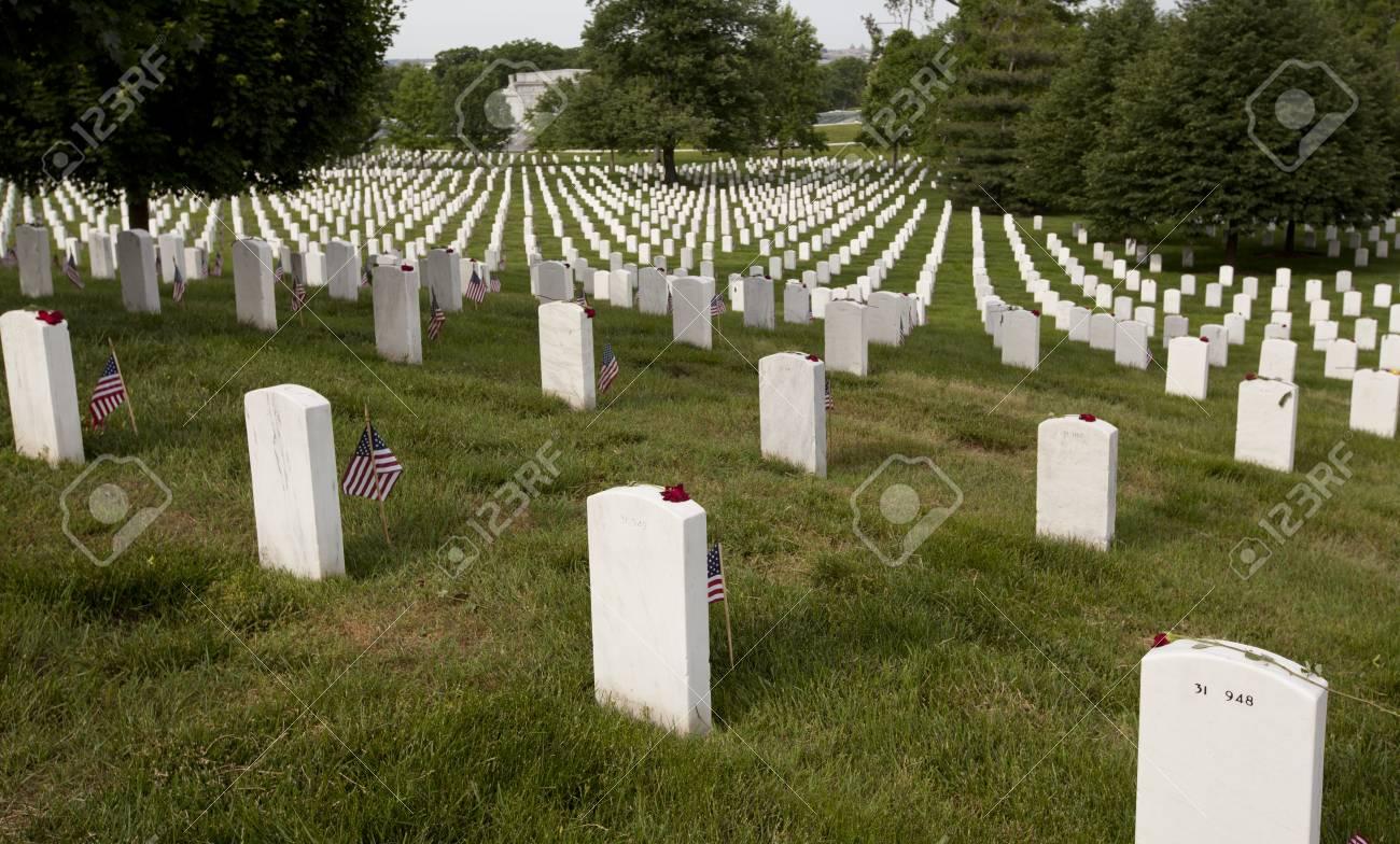 Arlington National Cemetery - 38714161