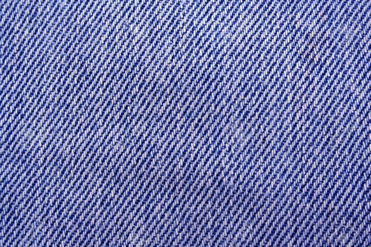 Blue Jeans abstract textured background Stock Photo - 2059228