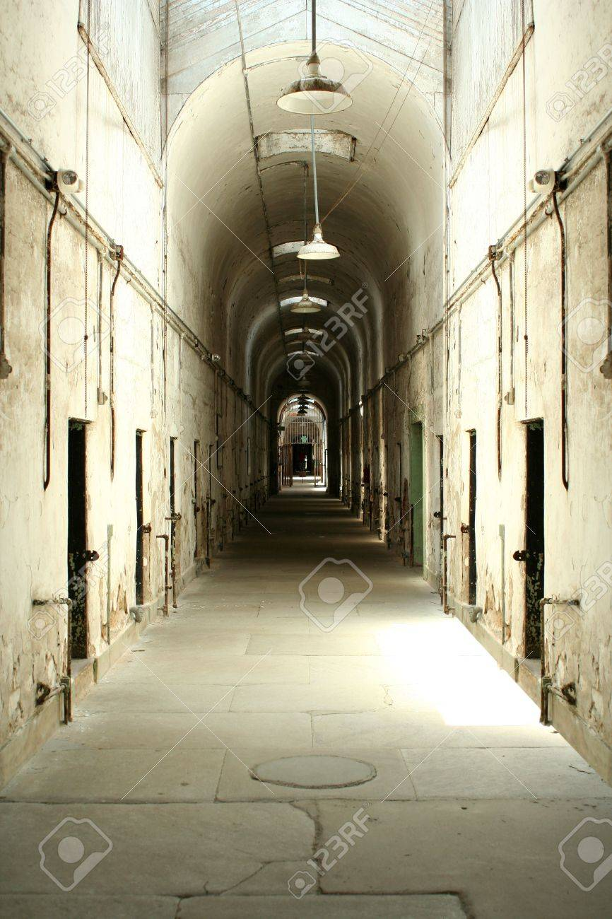A old prison cell block Stock Photo - 5296820