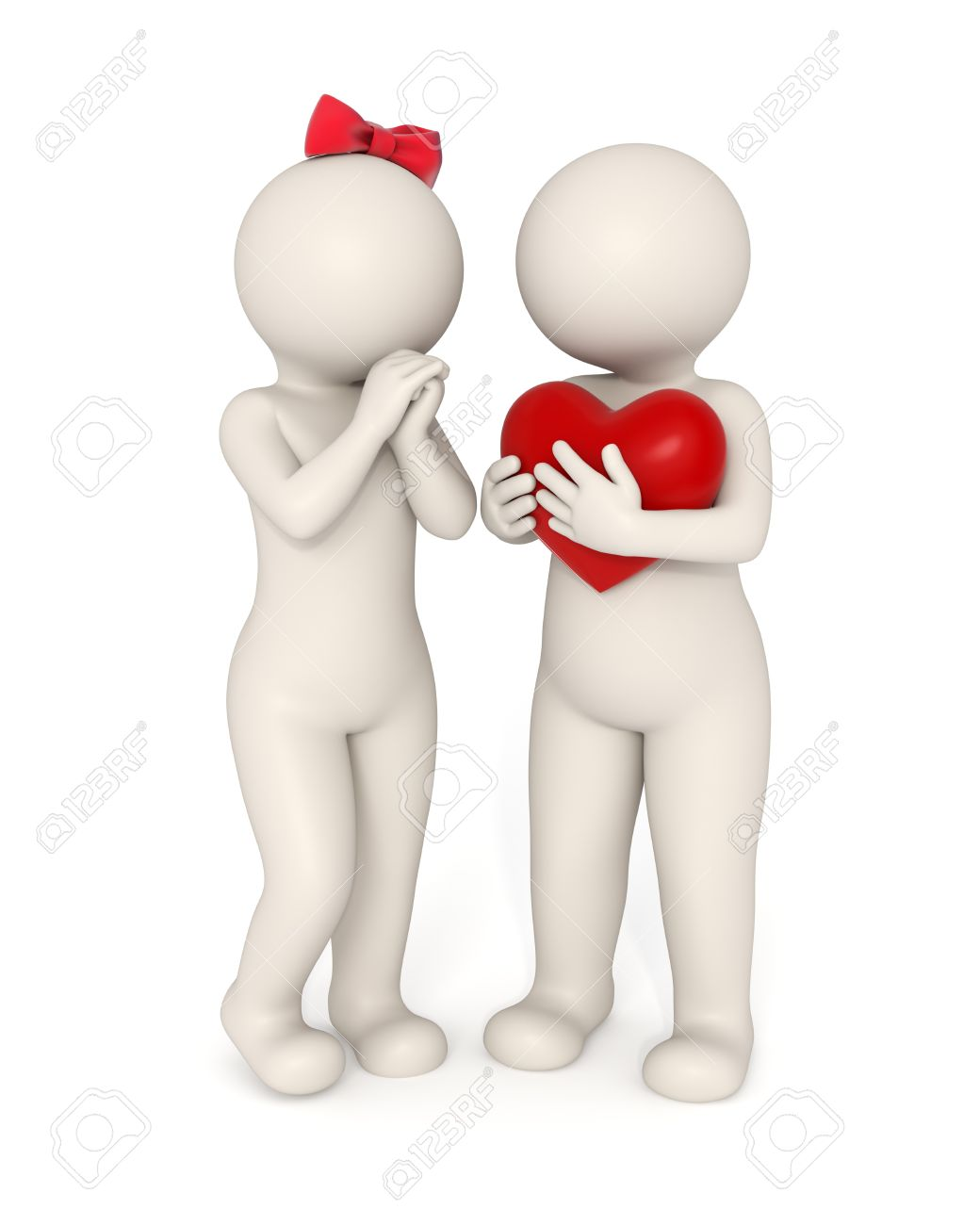 When A Man Gives His Heart To A Woman