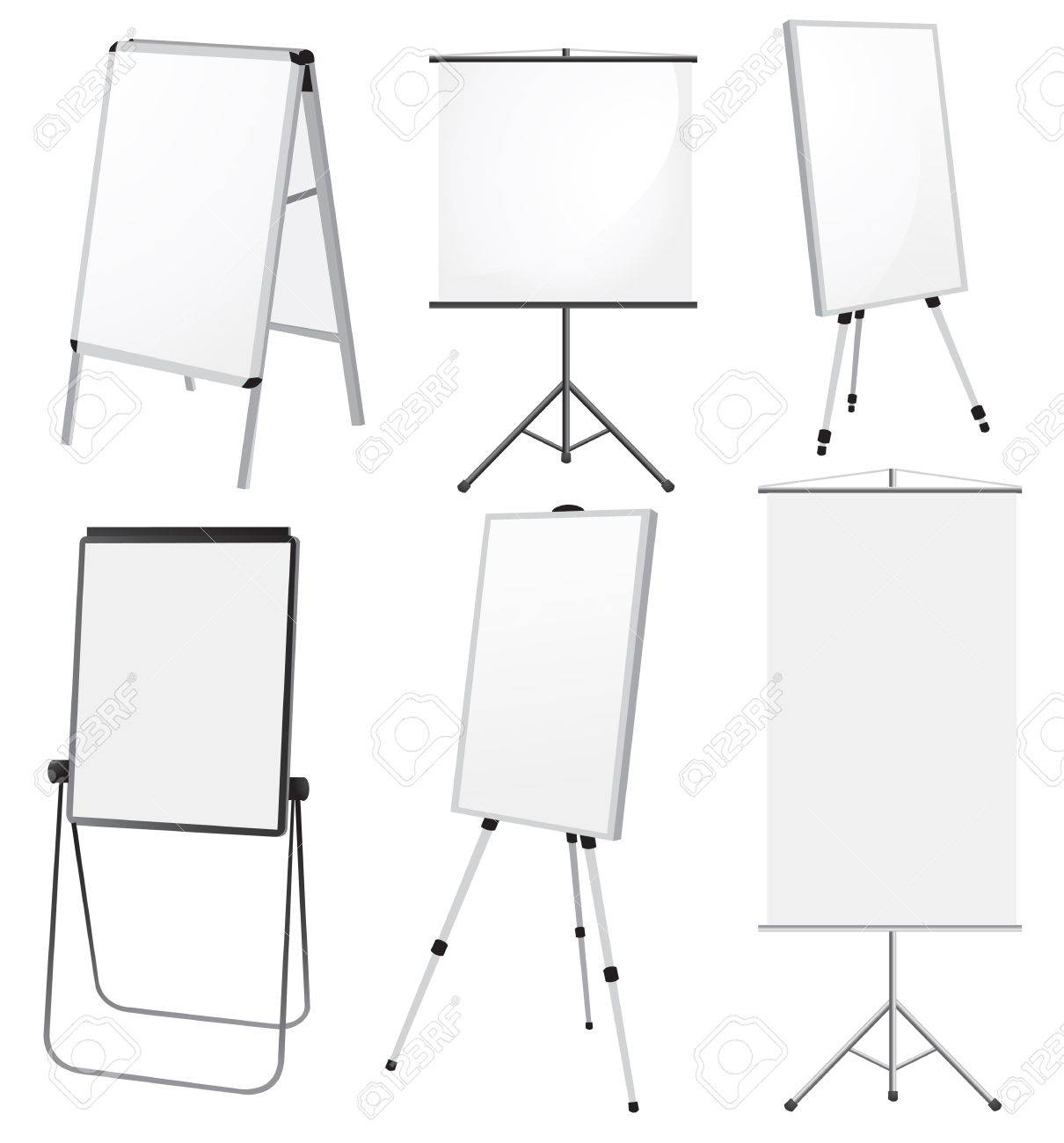 Vector Template Stand