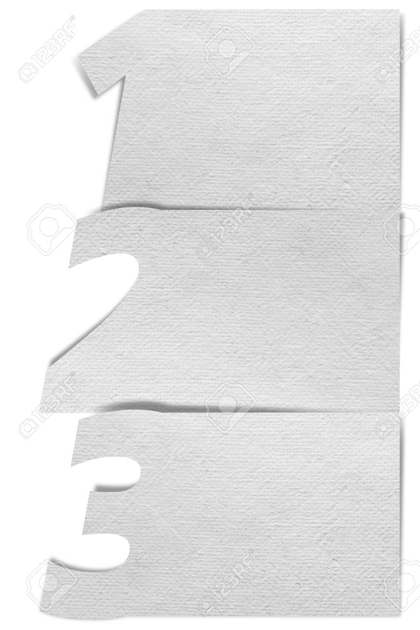 White paper Progress background product choice or versions Stock Photo - 16145488