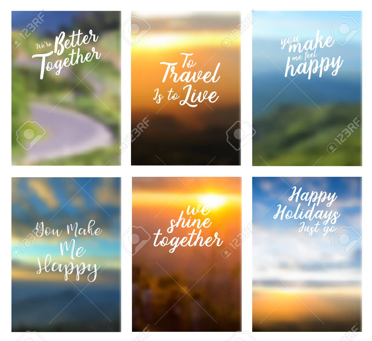 Positive Quotes Better Together To Travel Is To Live You Make