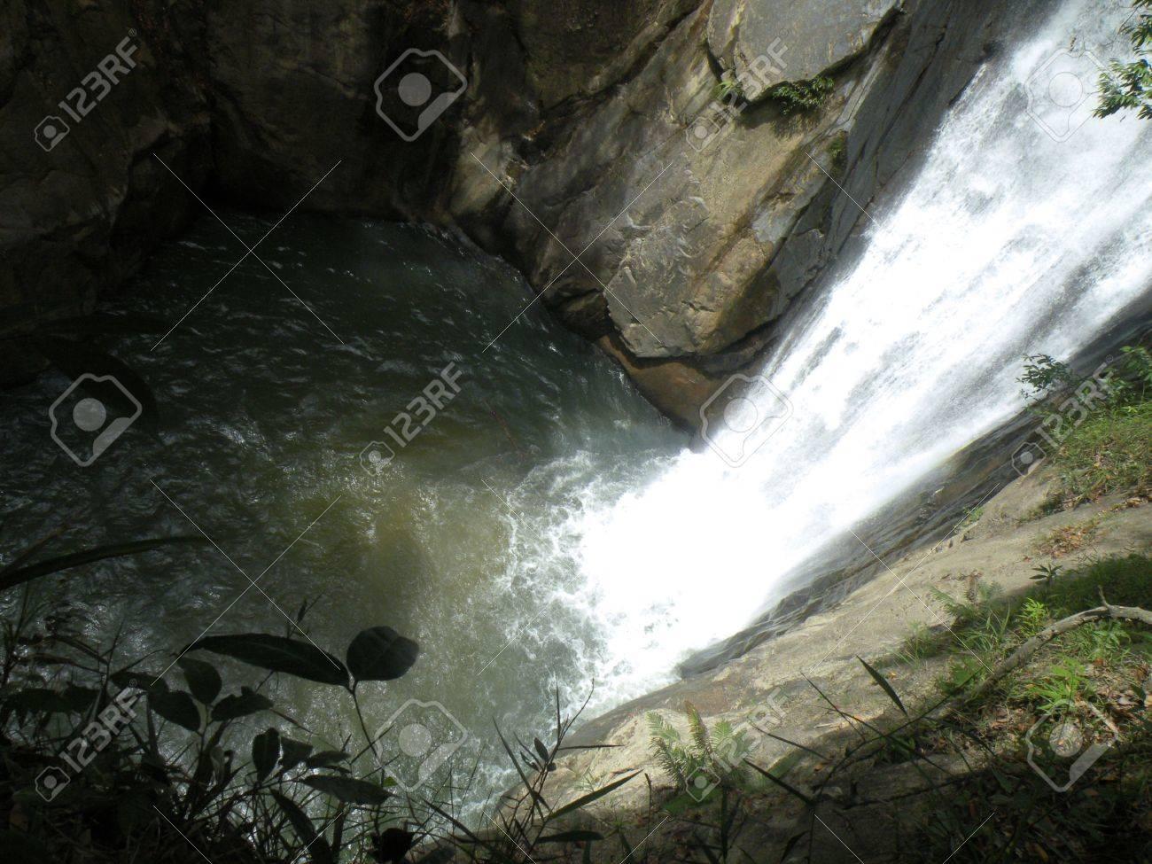 Chilling Waterfall Malaysia Chilling Waterfalls in