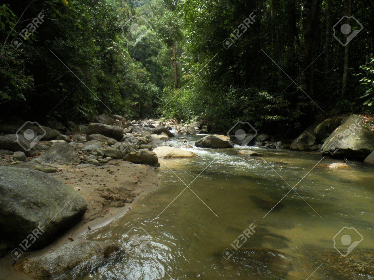 Chilling Waterfall Malaysia Chilling Waterfalls Malaysia