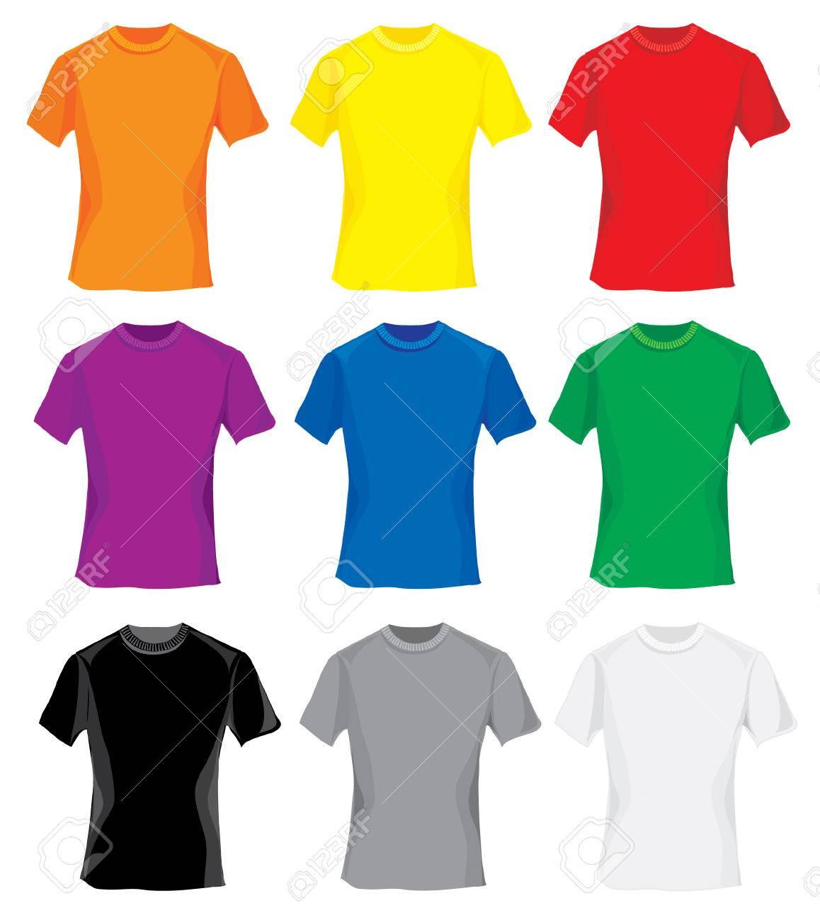 Shirt design sample - Bunte Muster F R Die T Shirt Design Lizenzfreie Bilder 4311518