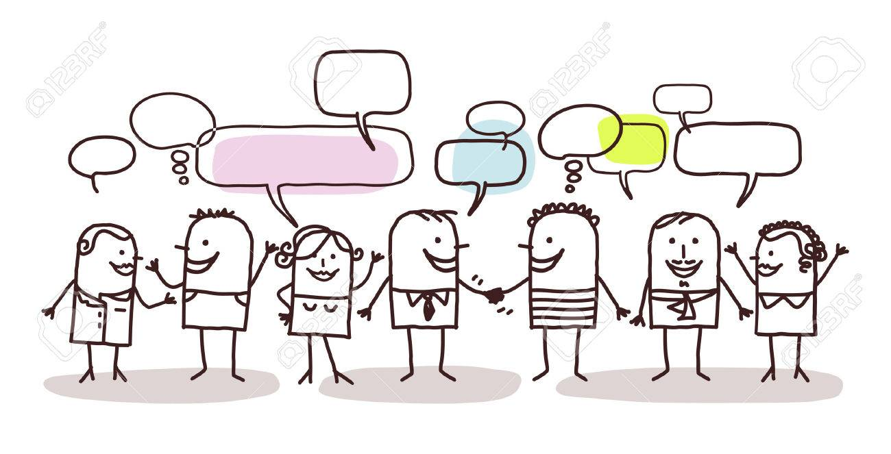people and social network - 52578644