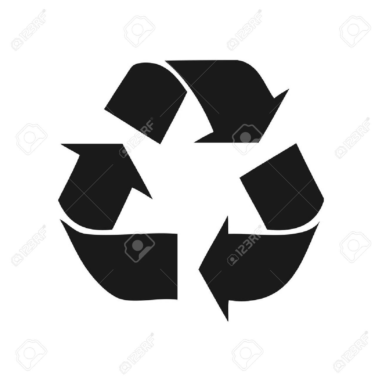 Recycle symbol illustration isolated on a white background royalty recycle symbol illustration isolated on a white background stock vector 26168772 buycottarizona Choice Image