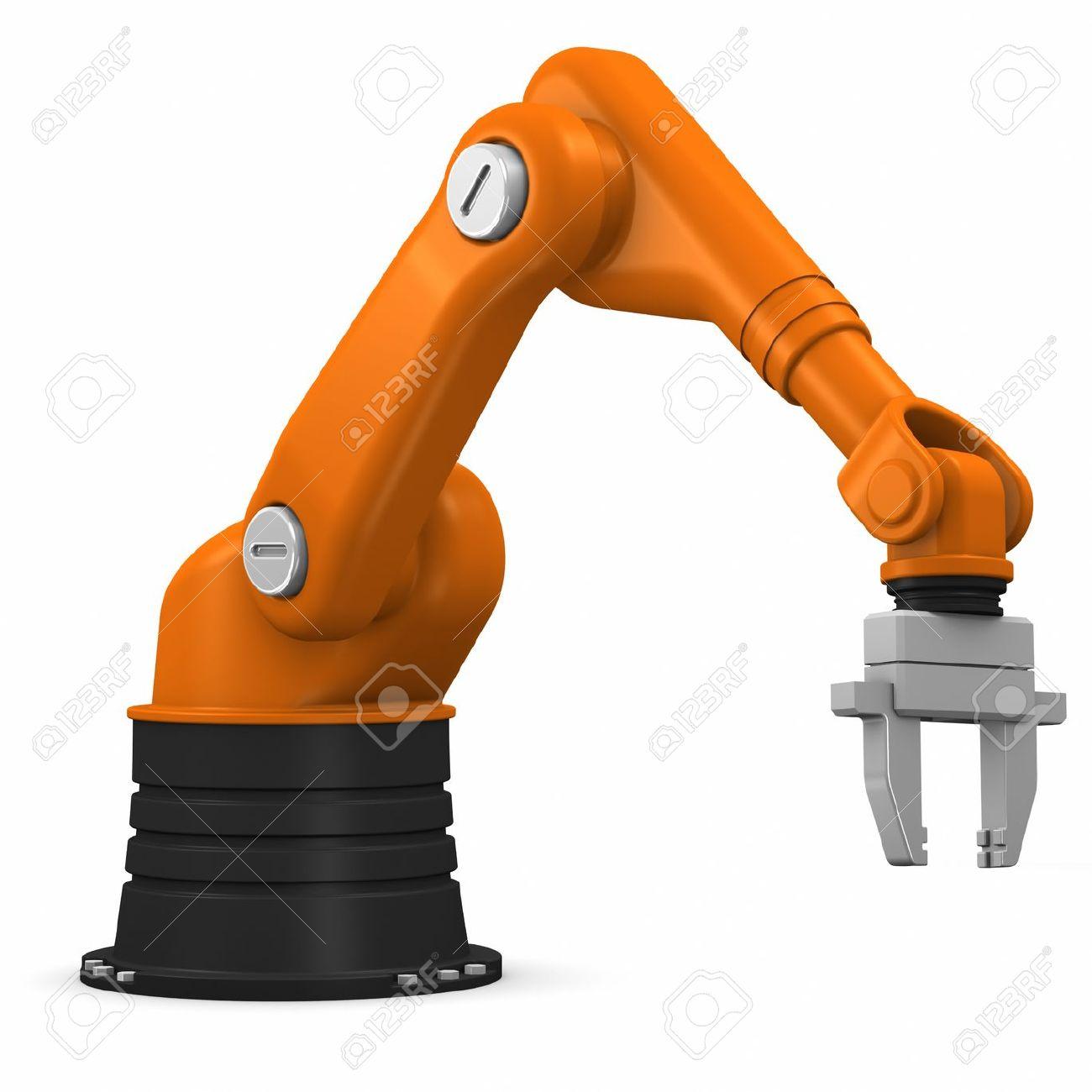 Промышленного робота своими руками