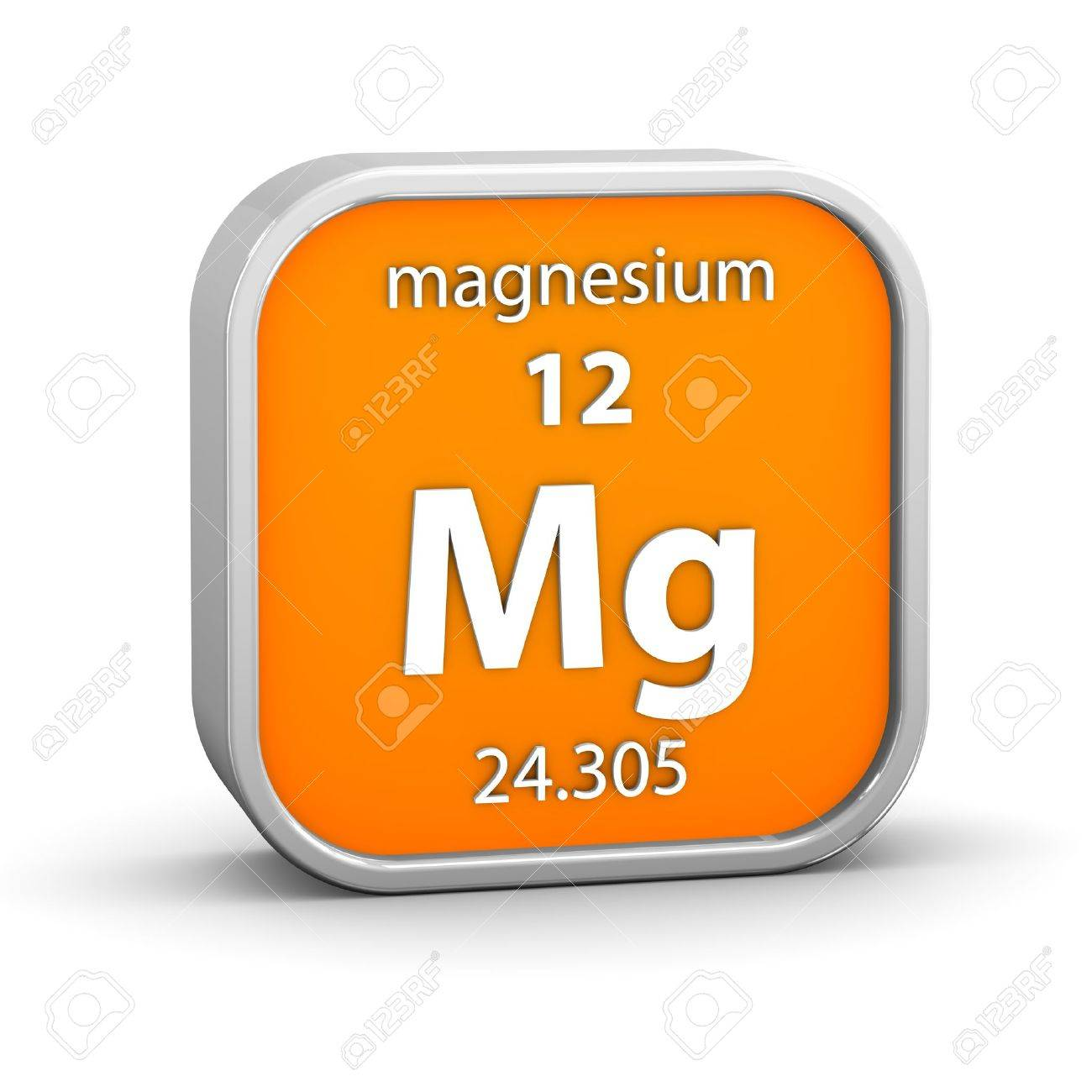 Magnesium material on the periodic table part of a series stock magnesium material on the periodic table part of a series stock photo 17963783 urtaz Choice Image