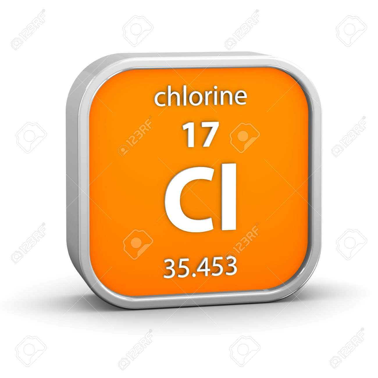 Chlorine material on the periodic table part of a series stock photo chlorine material on the periodic table part of a series stock photo 17963775 urtaz Gallery