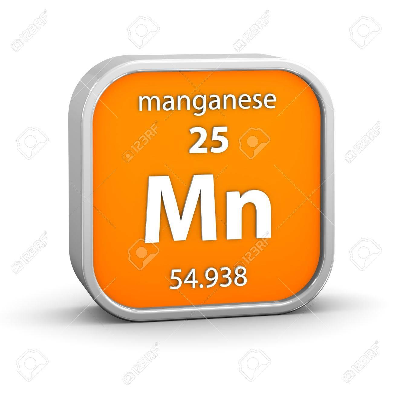 Material de manganeso en la tabla peridica parte de una serie fotos foto de archivo material de manganeso en la tabla peridica parte de una serie urtaz Image collections