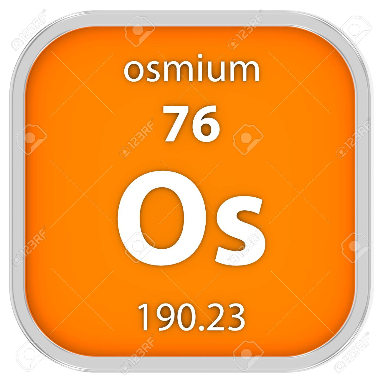 Osmium material on the periodic table part of a series stock osmium material on the periodic table part of a series stock photo 40453010 urtaz Images