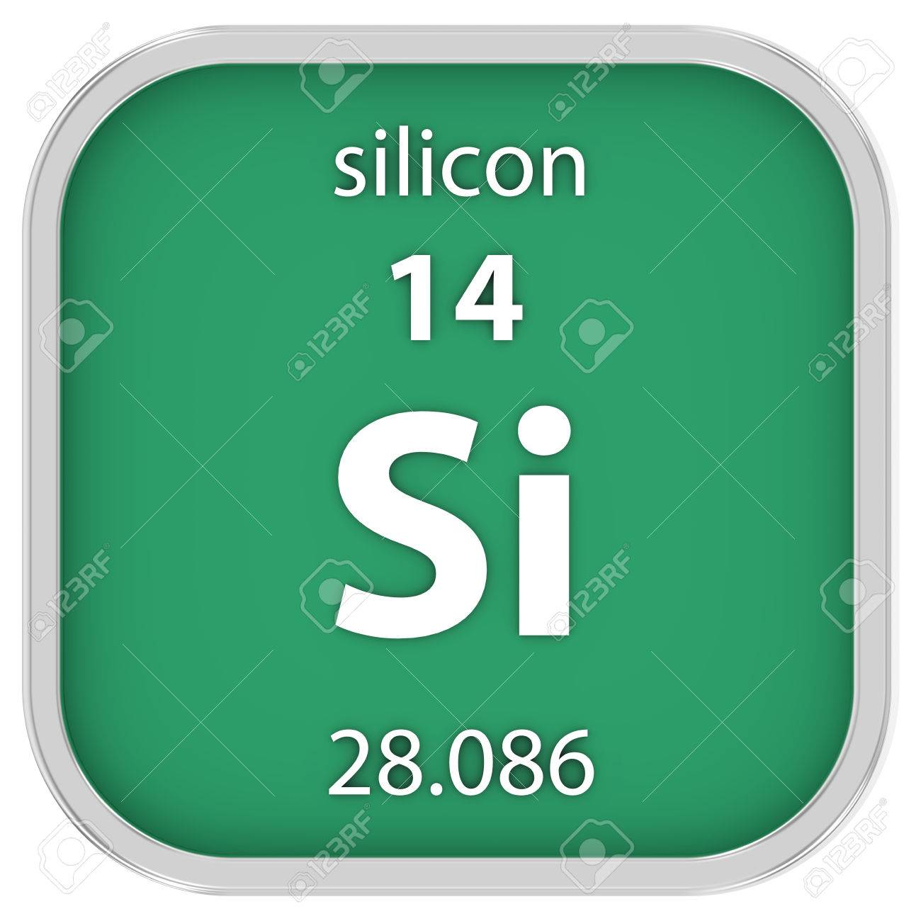 Silicon material on the periodic table stock photo picture and silicon material on the periodic table stock photo 41093551 urtaz Image collections