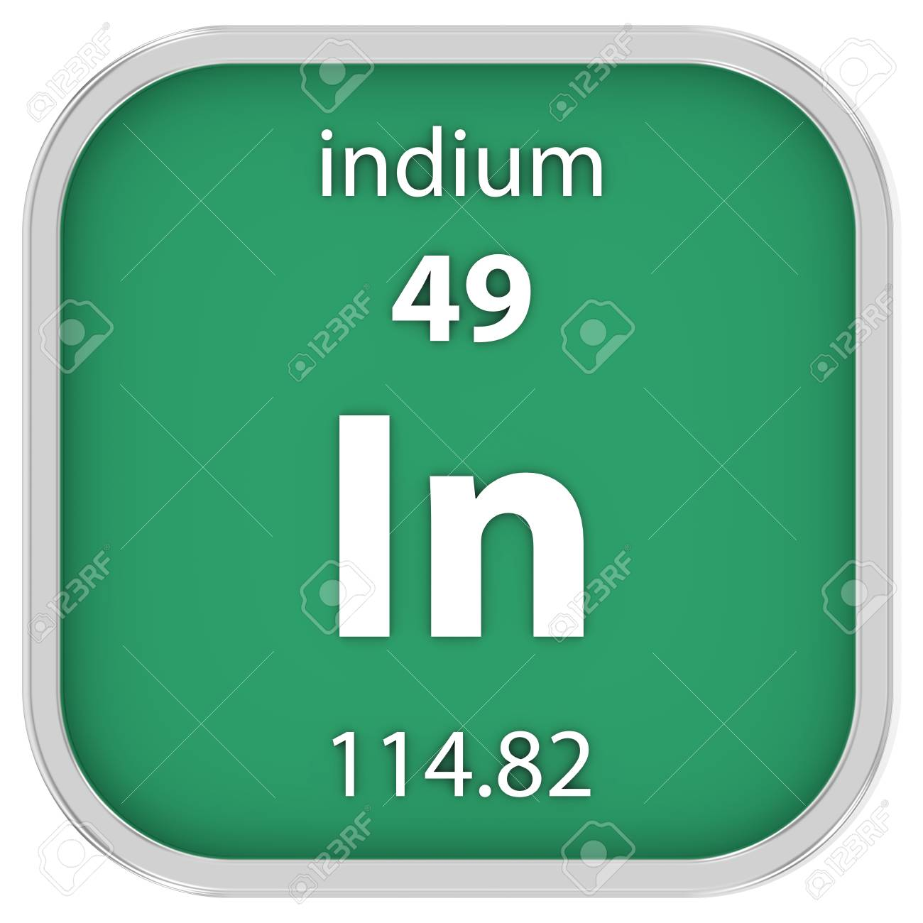 Indium on periodic table gallery periodic table images indium material on the periodic table stock photo picture and indium material on the periodic table gamestrikefo Image collections