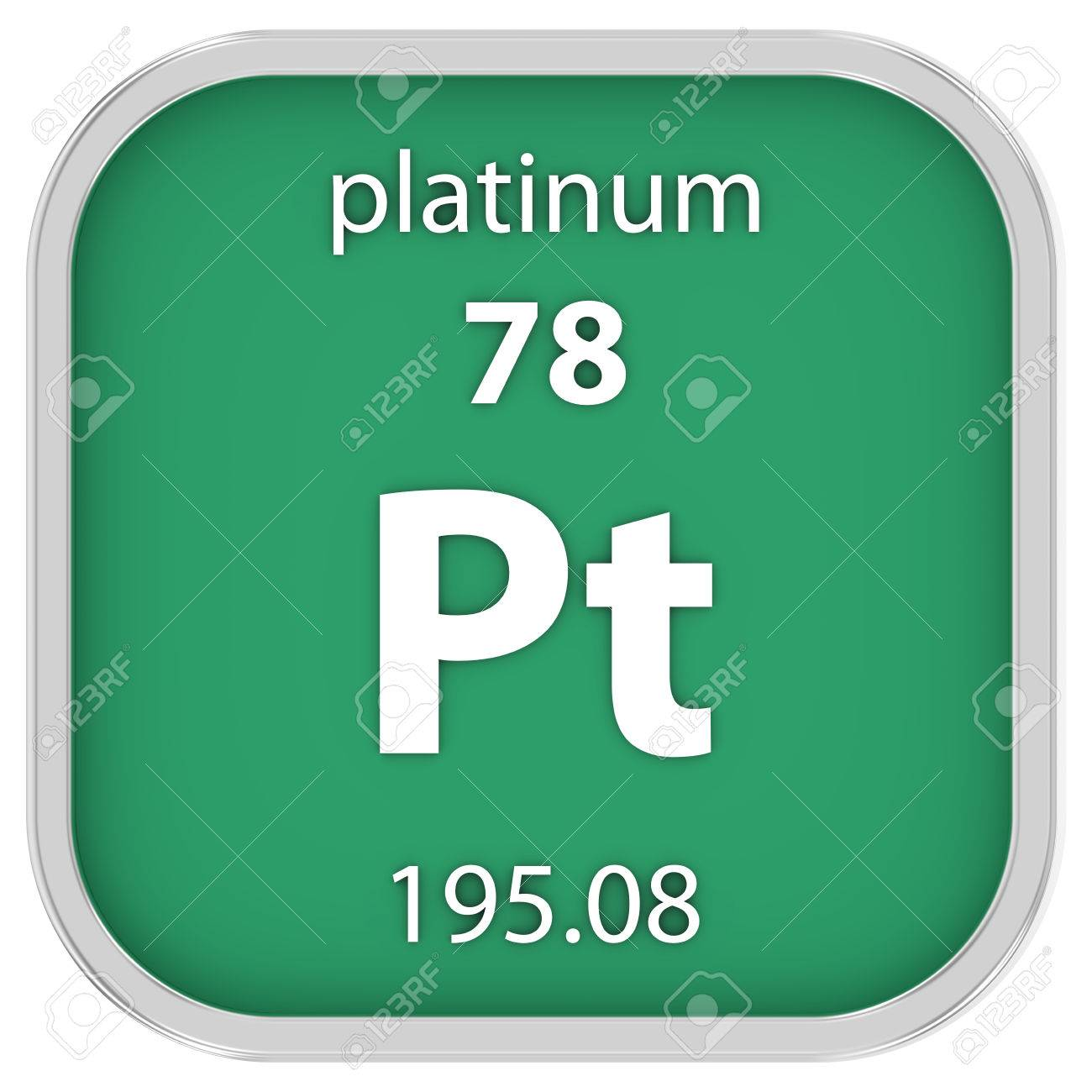 Platinum material on the periodic table stock photo picture and platinum material on the periodic table stock photo 41093542 urtaz Gallery