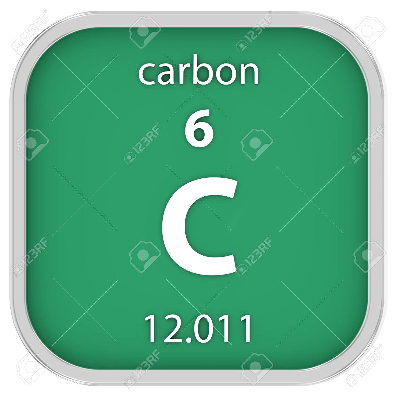 carbon material on the periodic table stock photo 41093496 - Periodic Table Carbon