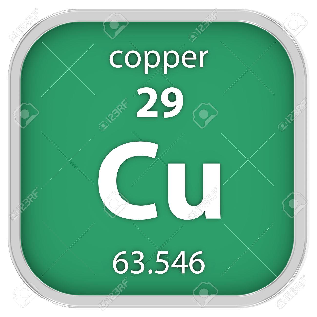 Copper material on the periodic table stock photo picture and copper material on the periodic table stock photo 41093252 urtaz Choice Image