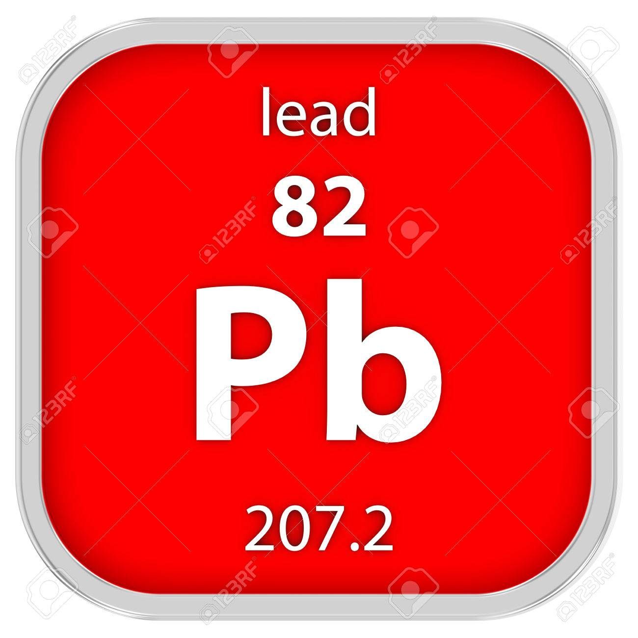 Lead material on the periodic table stock photo picture and royalty lead material on the periodic table stock photo 41158733 urtaz Image collections