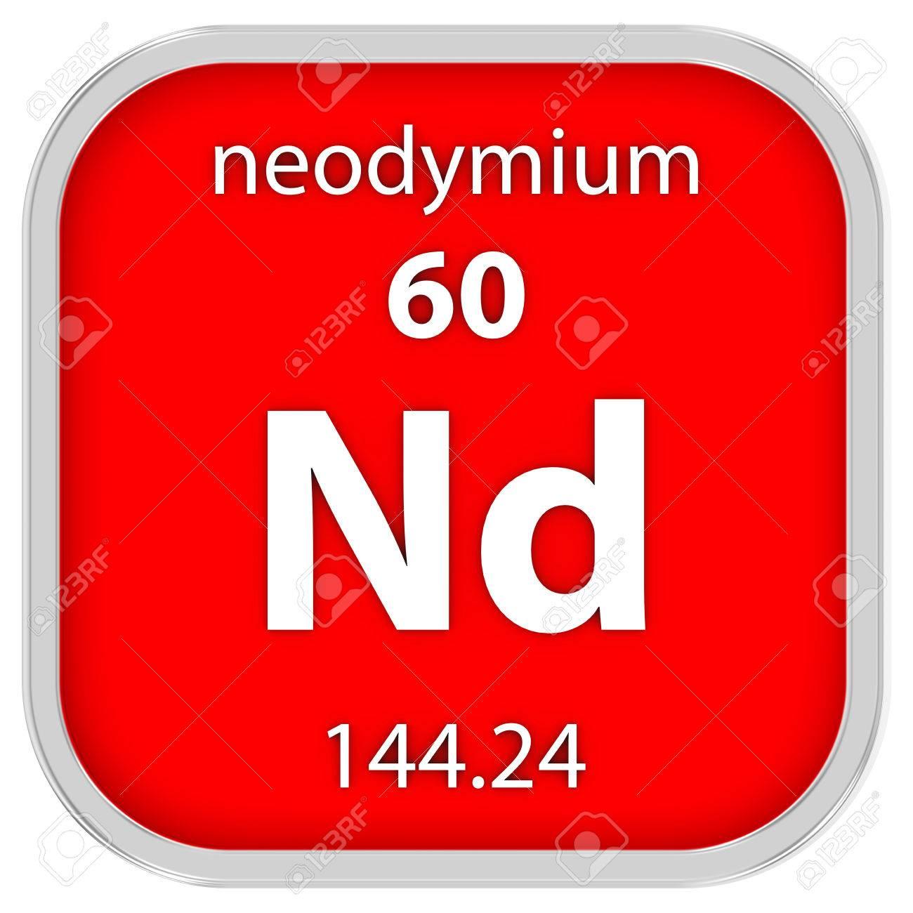 Neodymium material on the periodic table stock photo picture and neodymium material on the periodic table stock photo 41158689 gamestrikefo Choice Image