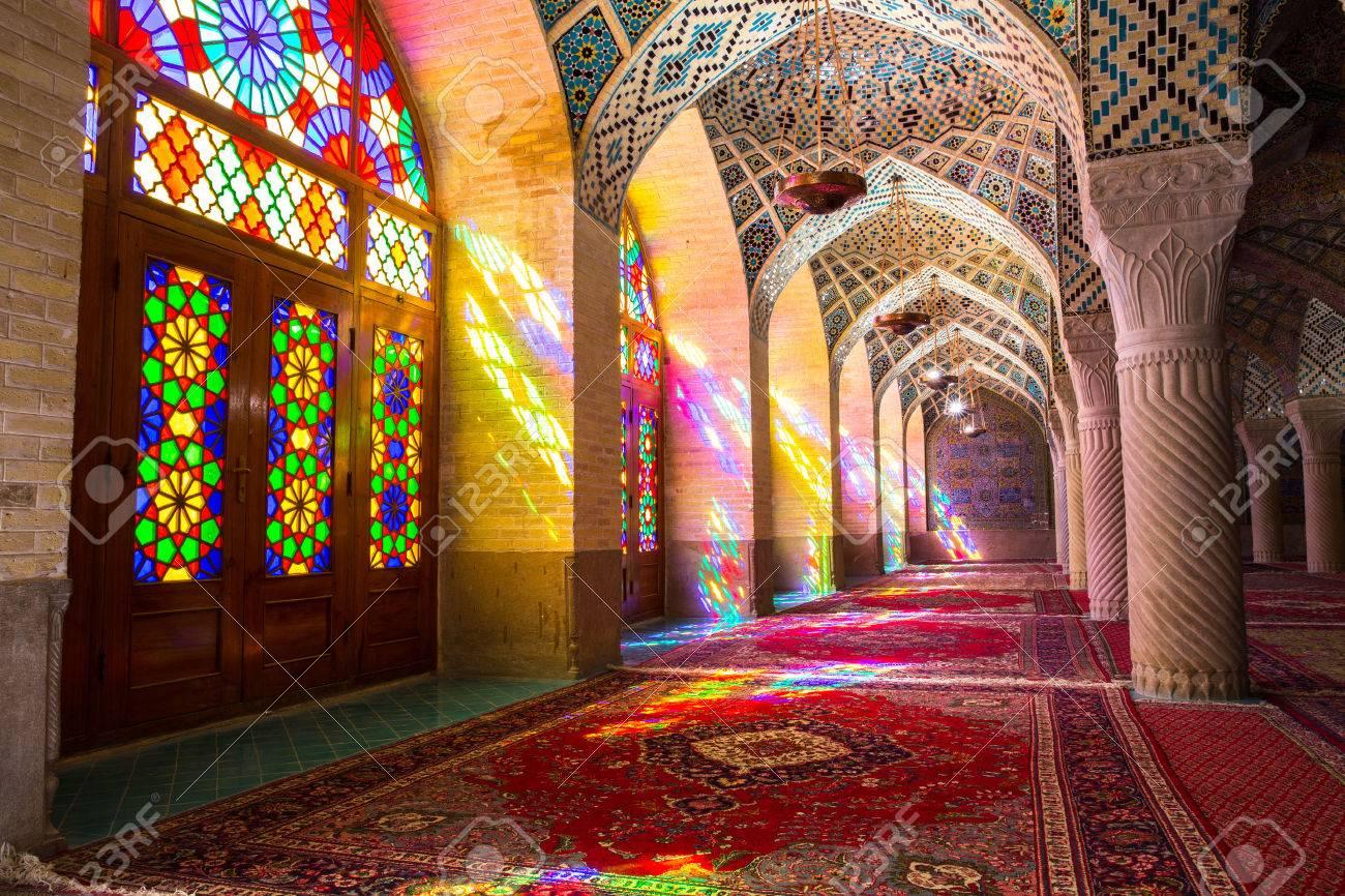 シーラーズ, イランのナシル ア...