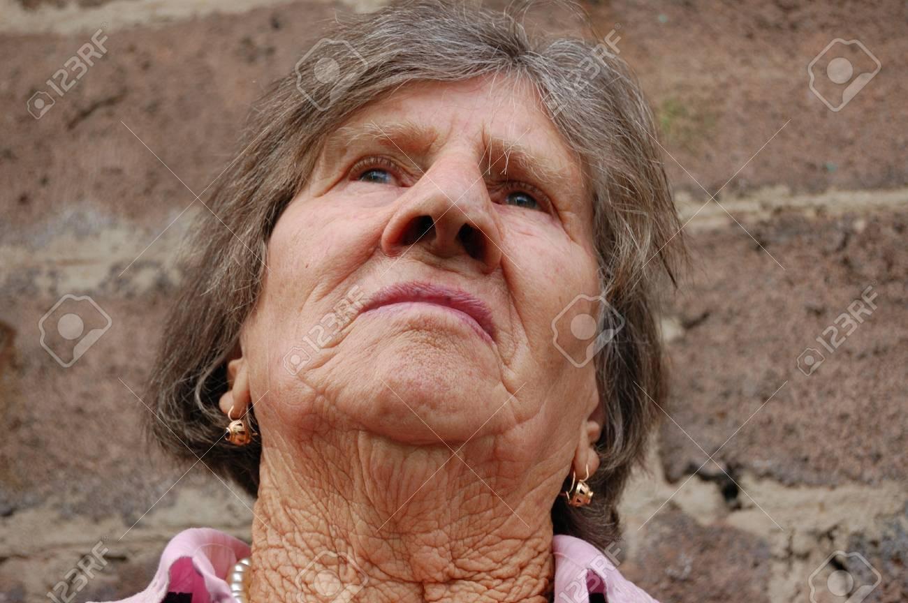 Фото старих жінок 13 фотография