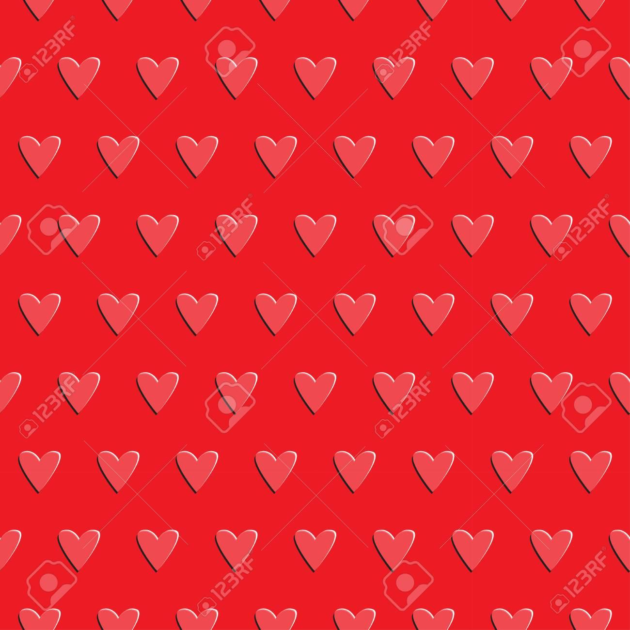 Charmant Häkeln Rotes Herz Muster Bilder - Strickmuster-Ideen ...