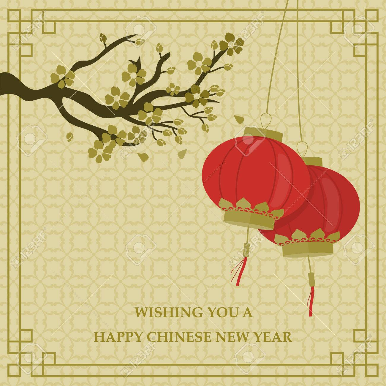 traditional chinese new year background can be used for wallpaper pattern fills web