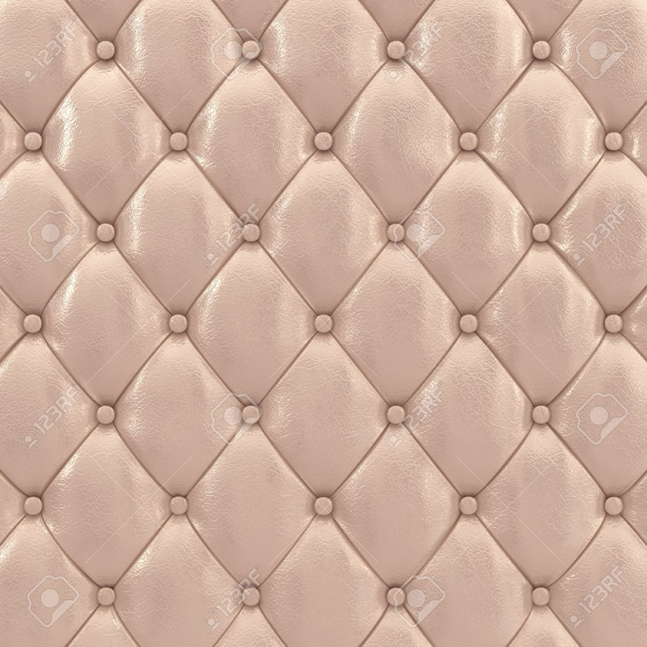Leather cushion texture - Beige Leather Upholstery Pattern 3d Illustration Stock Illustration 10606309