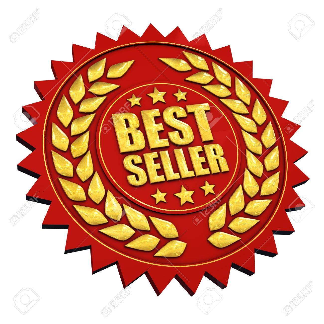 Best seller warranty , isolated on white Stock Photo - 12504738