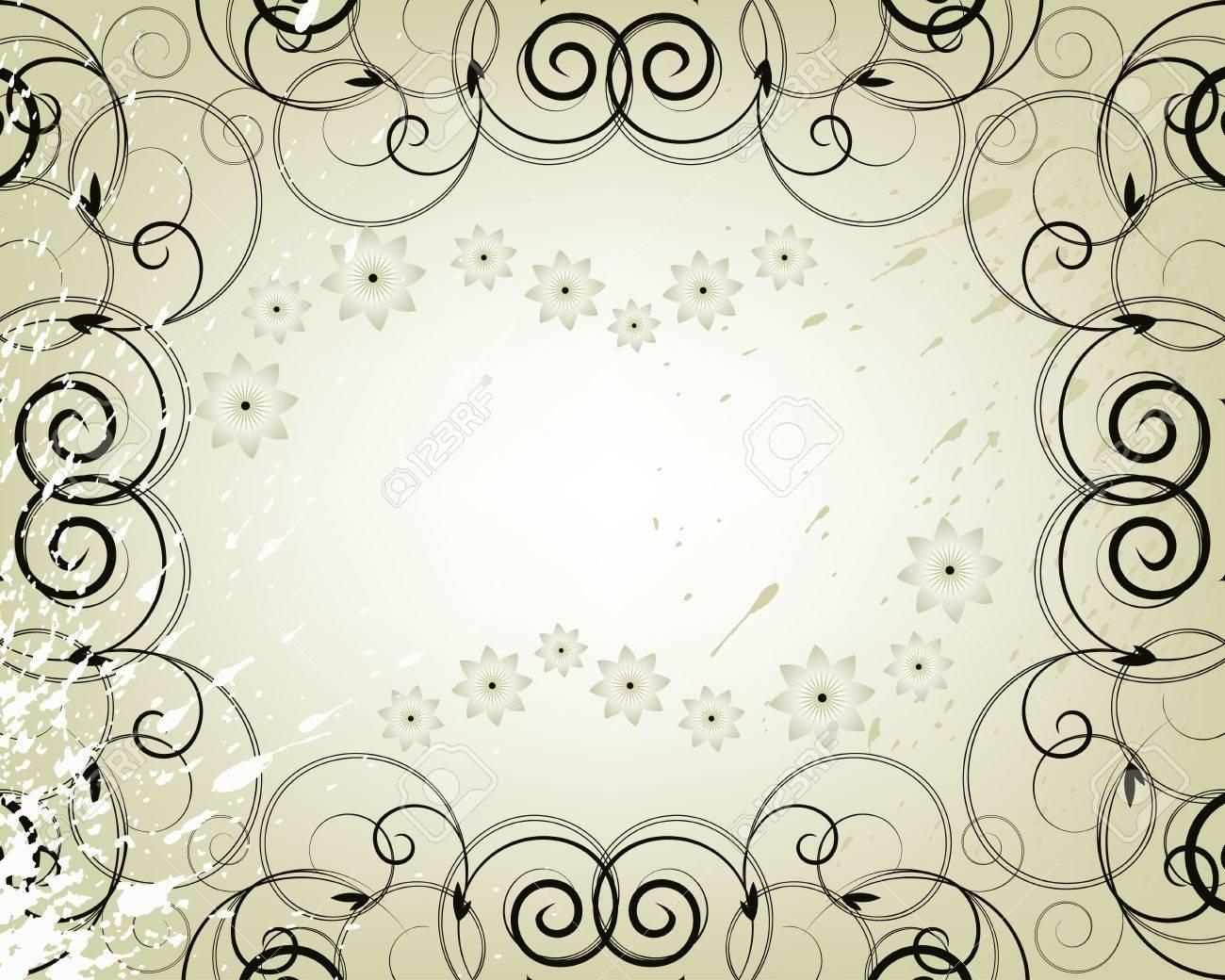 vector frame Stock Photo - 3635157